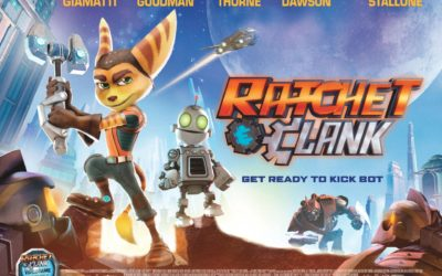 New Website for Ratchet and Clank