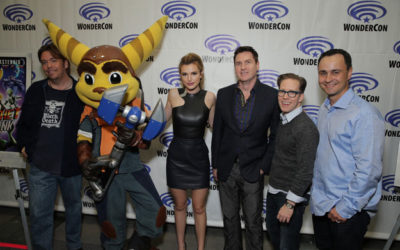 The Ratchet and Clank Panel at WonderCon