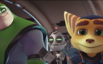New Ratchet and Clank Trailer
