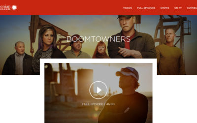 First Episode of Boomtowners Airs on the Smithsonian Channel