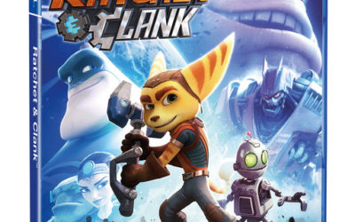 Ratchet and Clank Game Launch