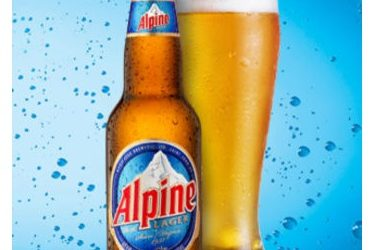 Alpine Lager from New Brunswick