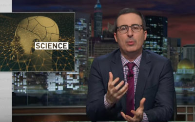 Scientific Studies on Last Week Tonight with John Oliver
