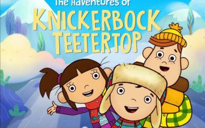 The Adventures Of Knickerbock Teetertop Available on Amazon