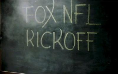 Fox Sports Kickoff Opening Segment