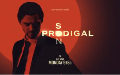 """Prodigal Son"" teaser on Fox"