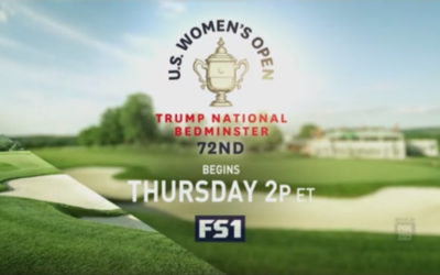 US Women's Open Golf Championship on FS1