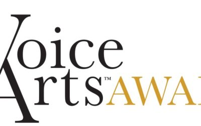 Voice Arts Award Nomination