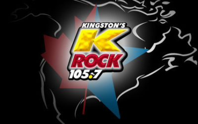 K Rock 105.7 Wins a Bronze Crystal