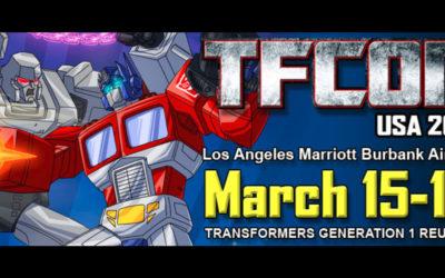 TFCON 2019 in Los Angeles