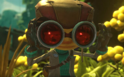 Psychonauts 2 Game Release in 2020