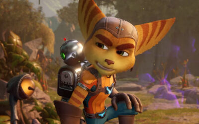Ratchet & Clank Are Back!