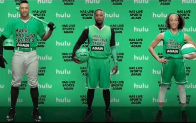 'Hulu Has Live Sports Again'