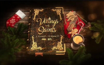 Vikings and Saints on Christmas Day