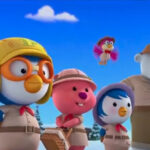 The Little Penguin Pororo's Dinosaur Island Adventure